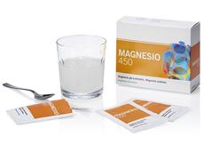 integratore alimentare Magnesio 450