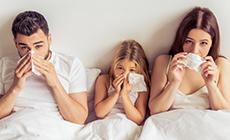 no al raffreddore